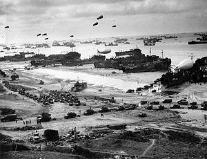 Desembarco en Normandía