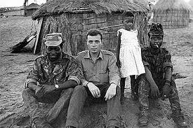Lobo antunes en Angola