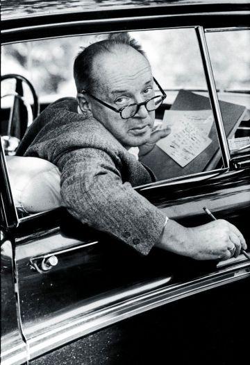 Nabokov en 1958